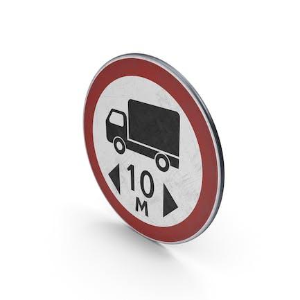 Traffic Sign Length Limit