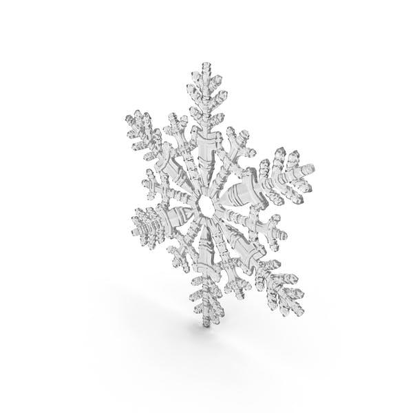 Snowflake Ice