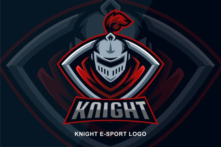 Knight E-Sport Logo