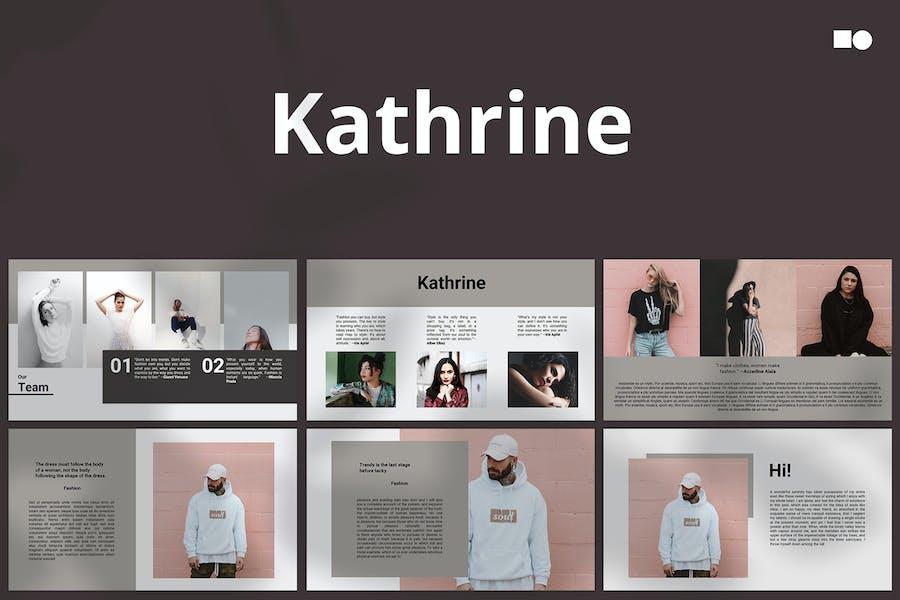 Kathrine - Keynote