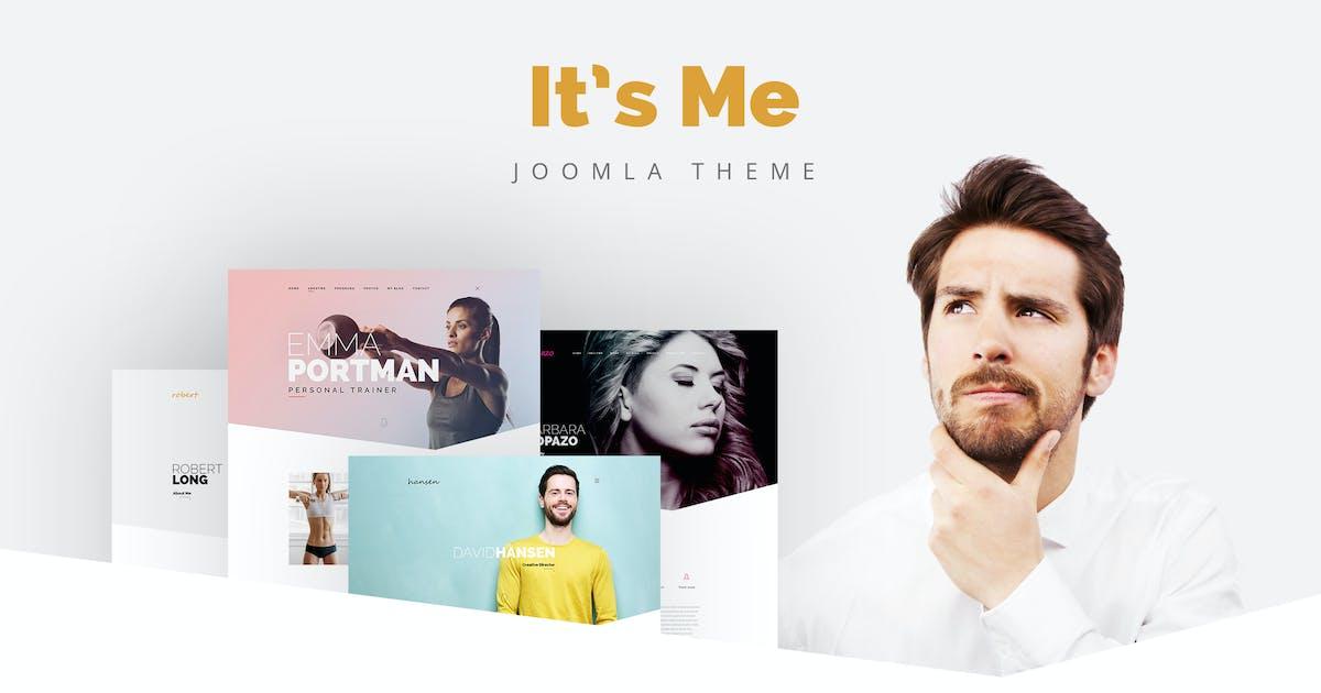 Download It's Me - Creative Personal Responsive Portfolio by torbara