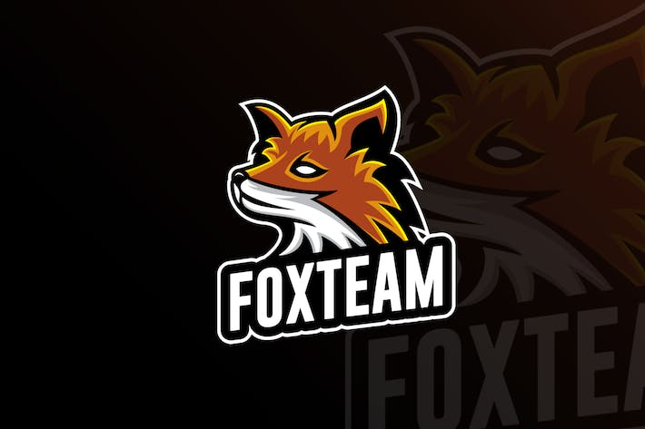 Thumbnail for Fox Team Sports Gaming Logo