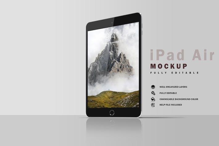 Thumbnail for iPad Air Mockup V.2
