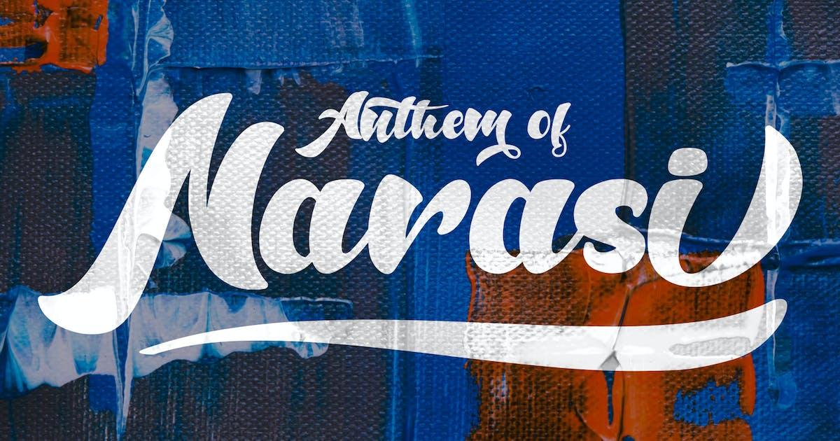 Download Anthem of Narasi by aldedesign
