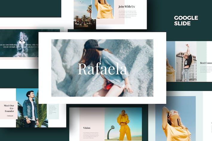 Thumbnail for Rafaela - Google Slide