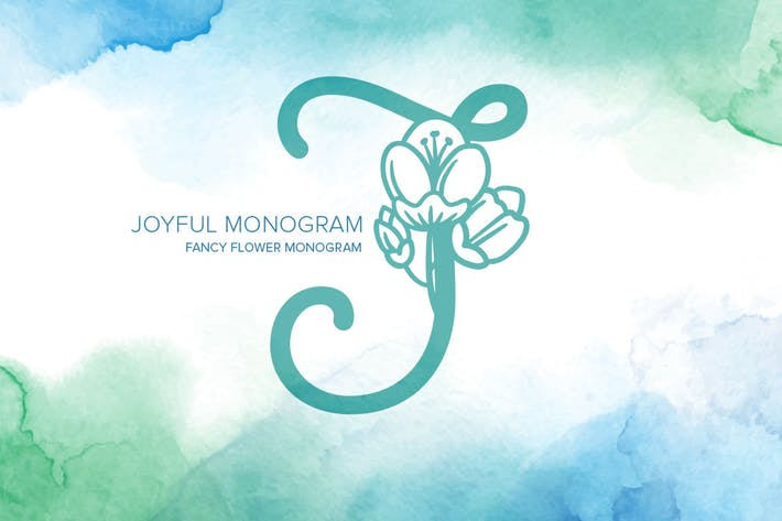 Thumbnail for Joyful Monogram