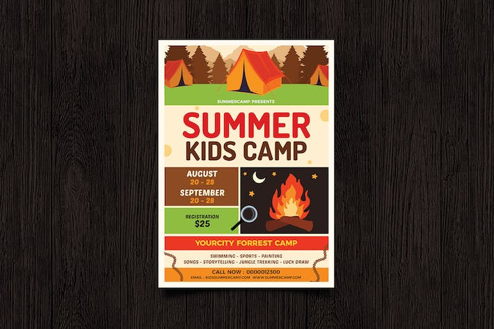Thumbnail for Summer camp