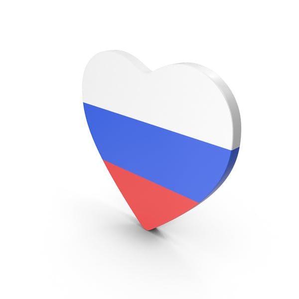 Thumbnail for Флаг сердца России