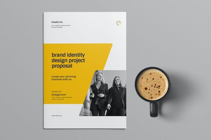 Download 1404 Branding Proposal Templates Envato Elements