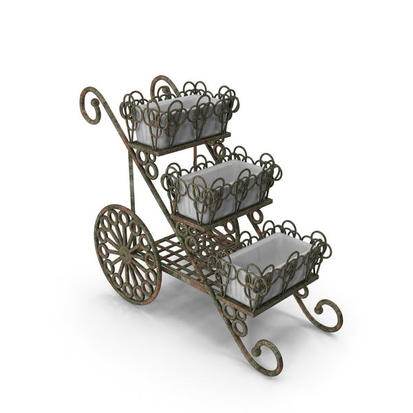 Bicycle Flower Pot Stands