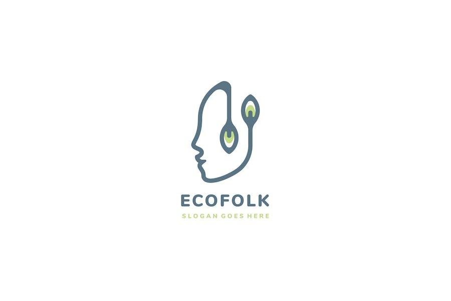 Eco People Logo