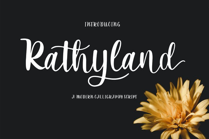 Thumbnail for Rathyland Script