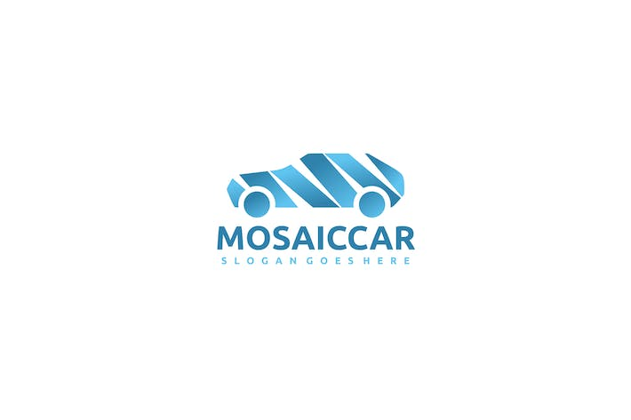 Thumbnail for Mosaic Car Logo