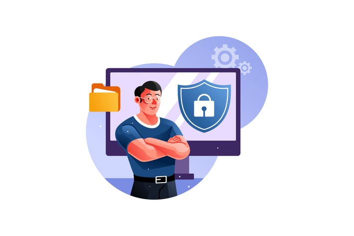 Computer system protection security guard