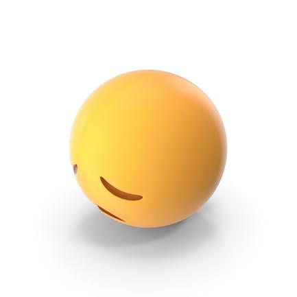 Cara Decepcionada Emoji