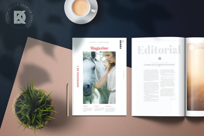 Thumbnail for Lifestyle Universal Magazine