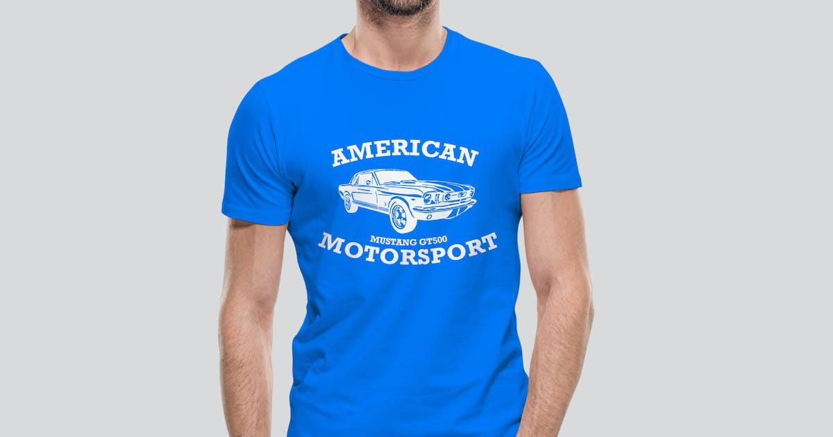 Download MotorSport | T-shirt Design Template by websroad