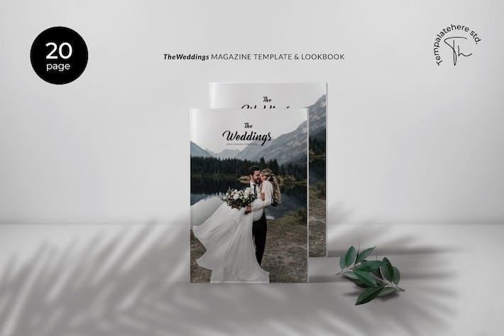 Thumbnail for Свадьбы - Шаблон фотокниги
