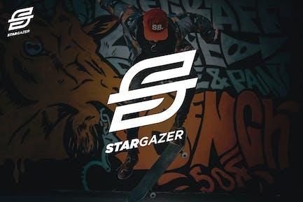 Stargazer - Urban Street Style Logo