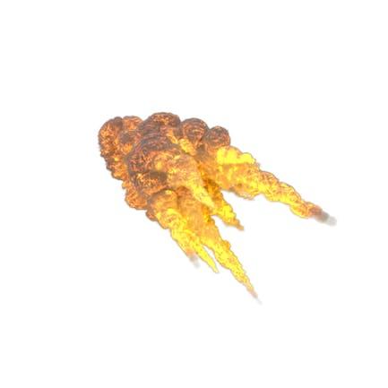Side Explosion