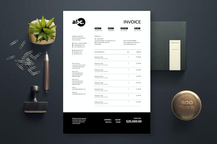 Invoice Template 24