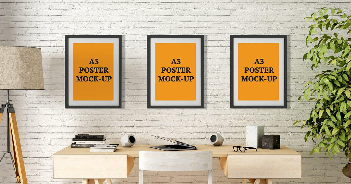Download A3 Poster Mock-Up by professorinc