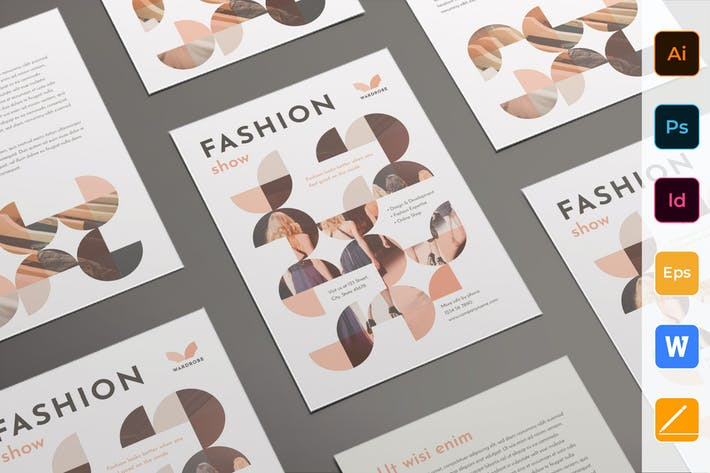 Thumbnail for Fashion Shop Flyer