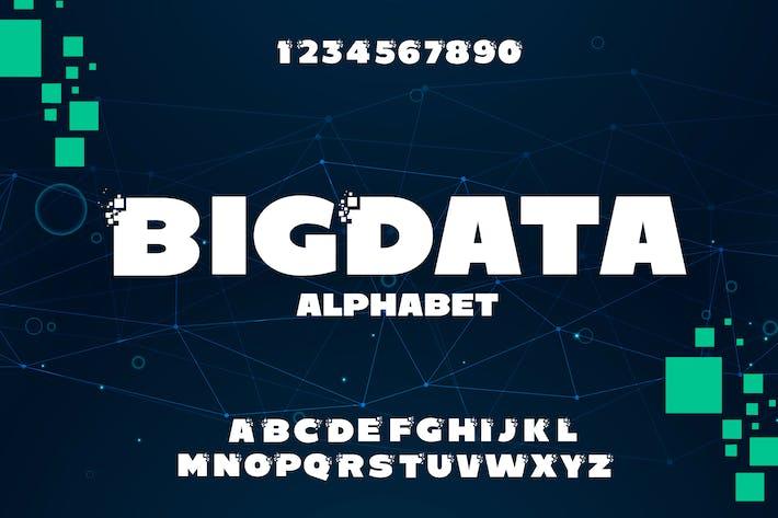 Thumbnail for Big Data Alphabet
