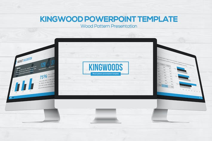 Thumbnail for Kingwood Powerpoint Template