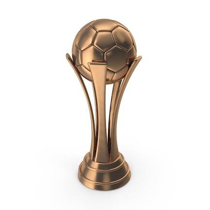 Soccer Cup Bronze