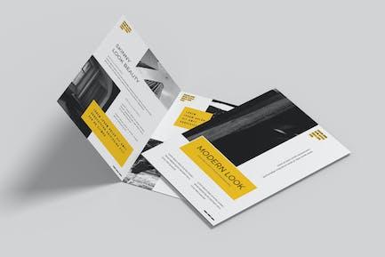 Skinny Beauty Bifold Brochure