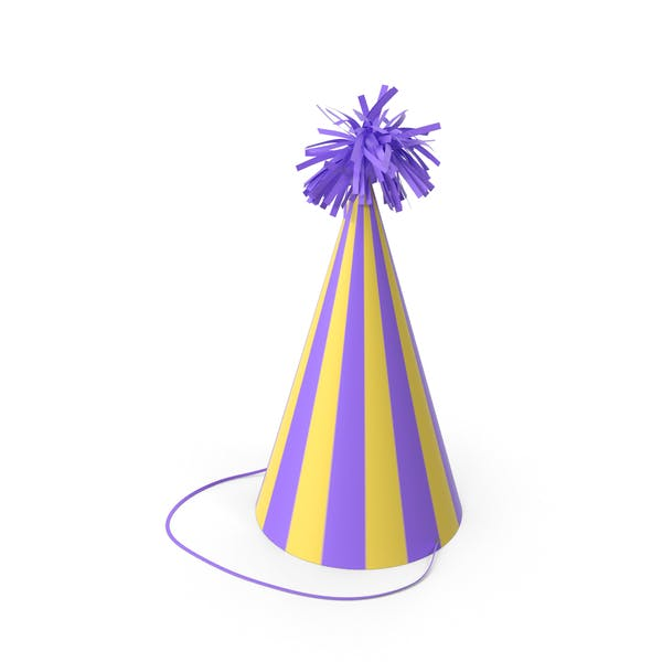 Thumbnail for Party Hat With Pom Pom