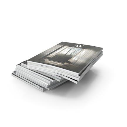 Magazines Open
