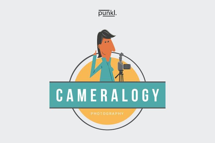 Thumbnail for Cameralogy Mascot Logo