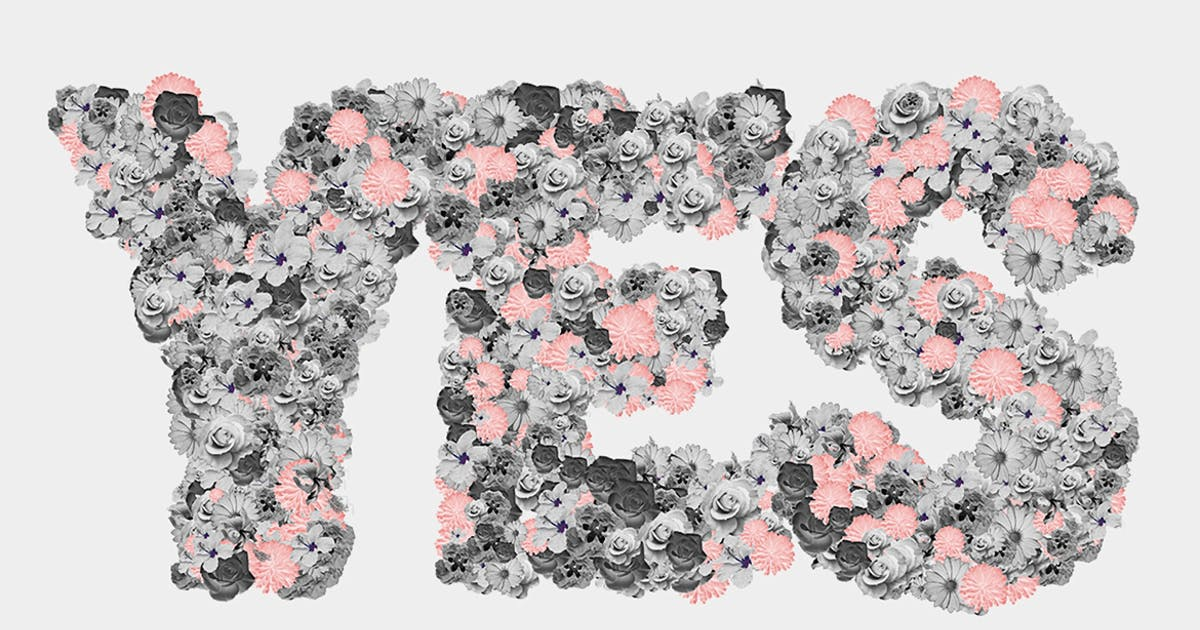 Download The Floral Alphabet by hellomartco