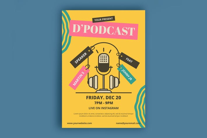 Thumbnail for Podcast Poster