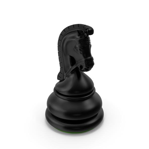 Knight Black Green