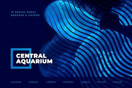 Oceanarium — Social Media Kit