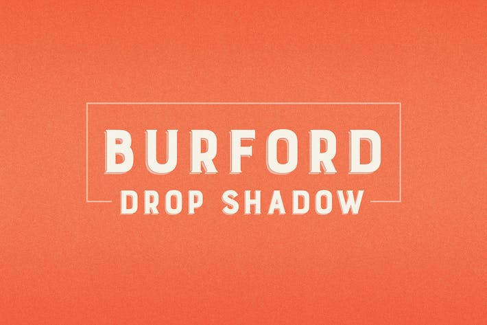 Burford Drop Shadow