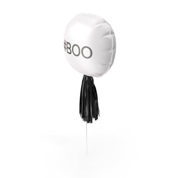 Halloween #BOO Balloon
