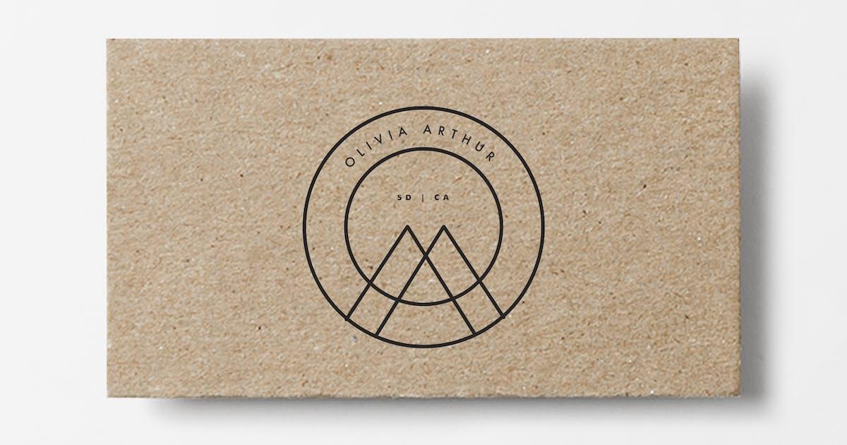 Download Mountain Vector Logo Desiign by roselindo