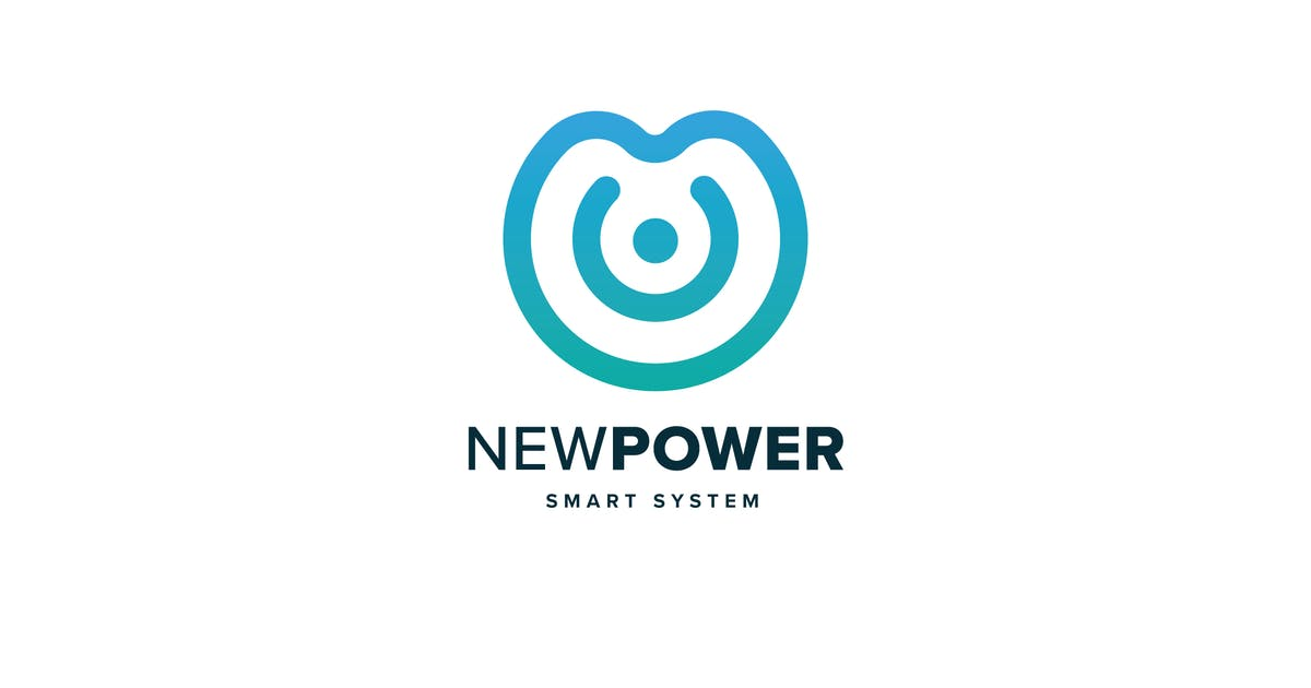 Download New Power Logo Template by Pixasquare