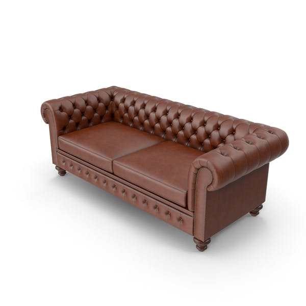 Thumbnail for Chesterfield Tufted Sofa