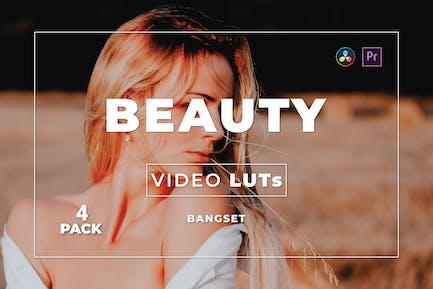 Бангсет Бьюти Пак 4 Видео LUTs