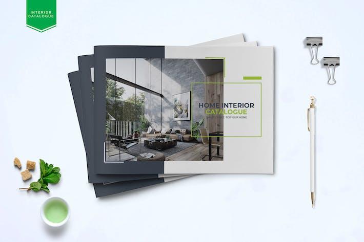 Thumbnail for Interior catalogue Template