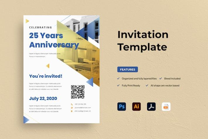 Thumbnail for Invitation