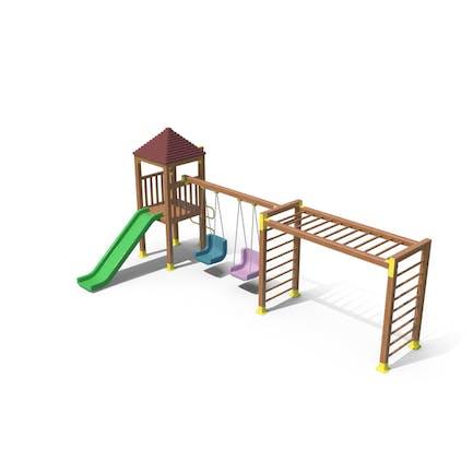 Spielplatz-Möbel