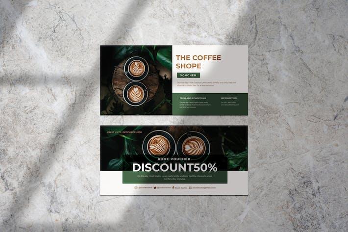 Thumbnail for Der Coffee Shop Gutschein