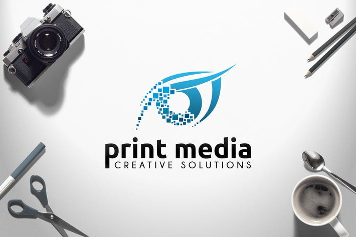 Thumbnail for Print Media Logo
