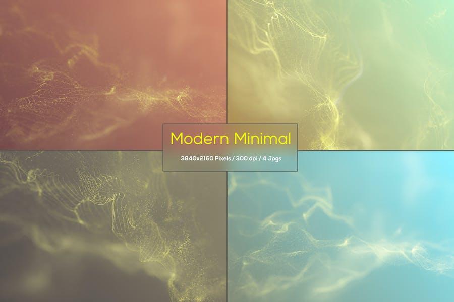 Modern Minimal Backgrounds
